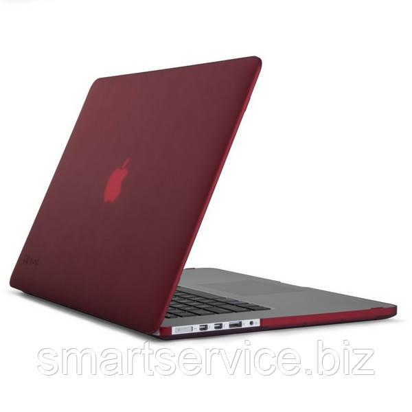 Чохол-накладка для ноутбука Speck SeeThru Satin для MacBook Pro 13