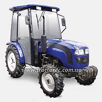 Трактор (минитрактор) DW354 (БУЛАТ 354), 35 к.с. з кабиной