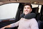 Надувная подушка велюровая для путешествий Intex 68675SH 33*25*8 см, фото 7