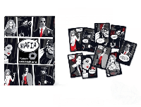 Детская настольная игра 0121 «Мафия» «Данко-тойс» | Mafia