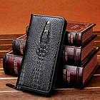 Мужской кошелек портмоне - клатч ALLIGATOR bag ZQ850   Черный, фото 2