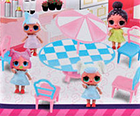 ЛОЛ Сюрприз МЕБЕЛЬ PP-667 LOL | кукла LOL Glitter Series | куколка ЛОЛ мебель, фото 4