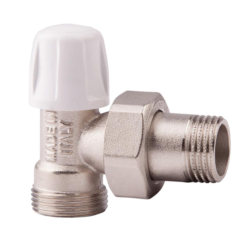 Кутовий нижній вентиль 1/2 ICMA 827 (Італія)