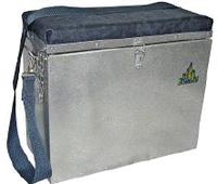 Ящик рыбацкий зимний дюралевый с отбортованным днищем 0113