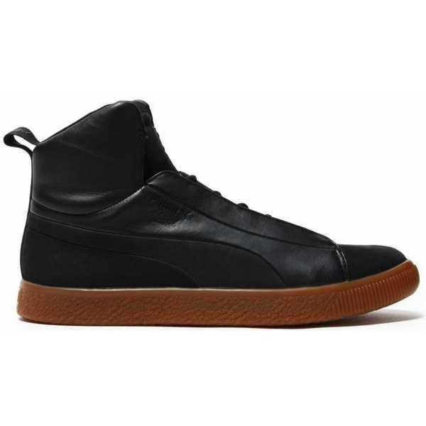 sports shoes 902b4 ada00 Puma Clyde Fshn Mid Naturel
