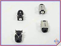 Разъем питания ноутбука ASUS (PJ061,PJ163, PJ202) EEE PC 1001HA, 1005HA, 1008HA, (X101H  WINDOWS 7)  Series (2.3*0.7) DC JACK