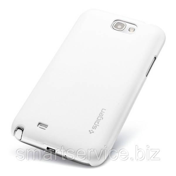 Пластиковый чехол-накладка SGP Ultra Thin Air Series для Samsung Galaxy Note 2 N7100 (+ пленка)