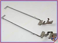 Петли для ASUS K43, A43, K43E, A43S, K43SA, K43SJ,  X43SV, X43S. K43SD (FBKJ1003010,  FBKJ1004010). Пара. Левая + правая.