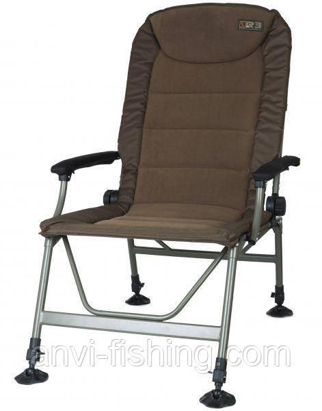 Fox карповое кресло R3 Series Green Ltd Edition Chair
