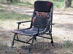 Карповое кресло Palladium carp - Камуфляж