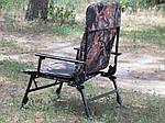 Карповое кресло Palladium carp - Камуфляж, фото 3
