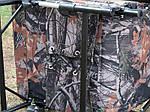 Карповое кресло Palladium carp - Камуфляж, фото 6
