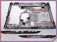 Корпус для ноутбука Lenovo G570, G575 (Нижня кришка (корито)) без HDMI роз'єму.