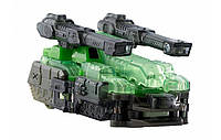 Дикий Скричер Крокшок (Screechers Wild Crockshock) Зеленый крокодил