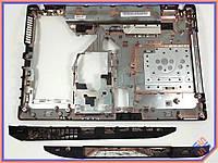 Корпус для ноутбука Lenovo G570, G575 HDMI (Нижняя крышка (корыто)) с HDMI разъемом