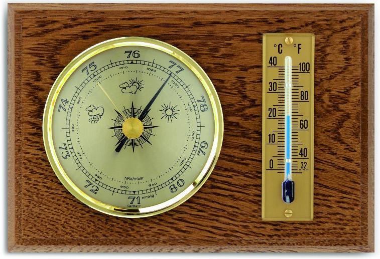 Барометр TFA с термометром, производство Германия - Интернет-магазин Наш Кинжал  в Киеве