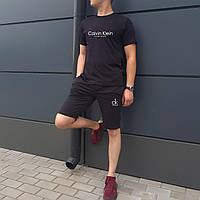 Мужской комплект футболка+шорты Calvin Klein