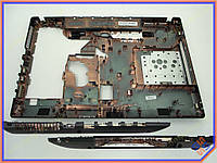 Низ, дно, поддон для Lenovo G770, G775, G780 (Нижняя крышка (корыто)) с HDMI разъемом. Оригинал.