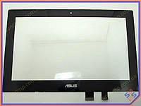 "Тачскрин ASUS X102, X102B, X102BA 10.1"" Black (сенсорное стекло для ноутбука)"