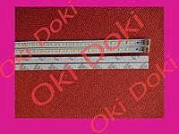 Светодиодная линейка SLED 2011SGS40 5630 60 H1 REV1.0 60leds 452 мм Матрица LTA400HM13 LJ64-03567A