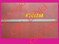 Светодиодная линейка SLED_2011SSP60_80_GD_REV0 80 LEDs Sharp LCD-60LX830A 60LX531A 676мм