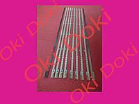 Набор светодиодных линеек SLED 2011SVS40-FHD-5K6K-L/R JVG4-400SMA-R1(10.11.09) BN64-01639A Samsung UE40D5003 2штуки лева