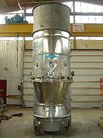 Б/у распылительная сушилка-агломератор AEROMATIC модель S6 производительность 200-250кг