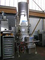 Б/у сушилка в кипящем слое NIRO-AEROMATIC модель RP-5 изготоалена из нержавеющей стали объем 2000лтр
