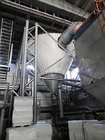 Б/у распылительная сушилка ICF модель FM/2000/UP мощность испарения до 2000 кг/час