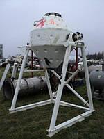 Б/у вакуумная ротационная сушилка-смеситель объемом 1080лтр давление 3атм