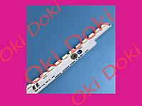 Светодиодная линейка SLED 44 led 404мм Samsung 2012svs32 7032nnb 2D rev 1.1 3v V1GE-320SM0-R1 32NNB-7032LED-MCPCB ue32es