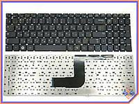 Клавиатура для Samsung RC508, RC510, RC520, RV509, RV511, RV513, RV515, RV518, RV520 ( RU Black, Без рамки ). OEM