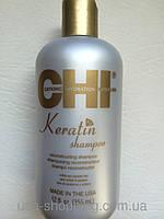 CHI Keratin Shampoo Кератиновый восстанавливающий шампунь