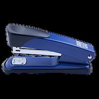 Степлер металлический до 25 листов синий Buromax (скобы №24, 26)