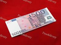 Кошелек, бумажник, портмоне, визитница 500 евро