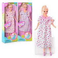 Кукла Defa Lucy беременная 6001