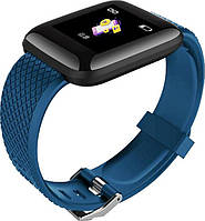 Смарт-часы ID116 Plus (D13) с измерением давления - Синий