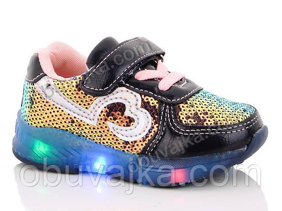 Спортивная обувь оптом Детские кроссовки 2019 оптом от фирмы Ytop(21-26), фото 2