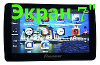 "Автомобильный GPS навигатор 7"" Pioneer 713 8Gb FM трансмиттер"