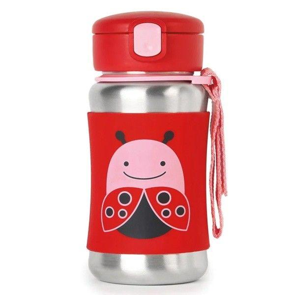 Детский питьевой термос, божья коровка, Skip Hop 252513