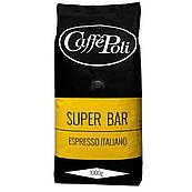 Кофе в зёрнах Caffe Poli Super Bar Италия 1 кг