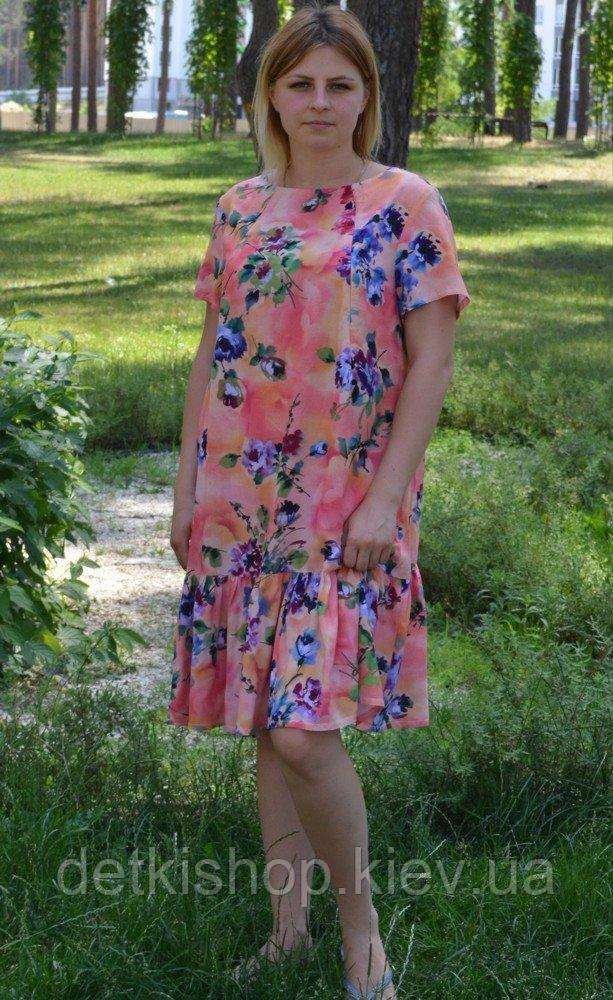 Платье для беременных и кормящих ТМ «Omali» (om004003)