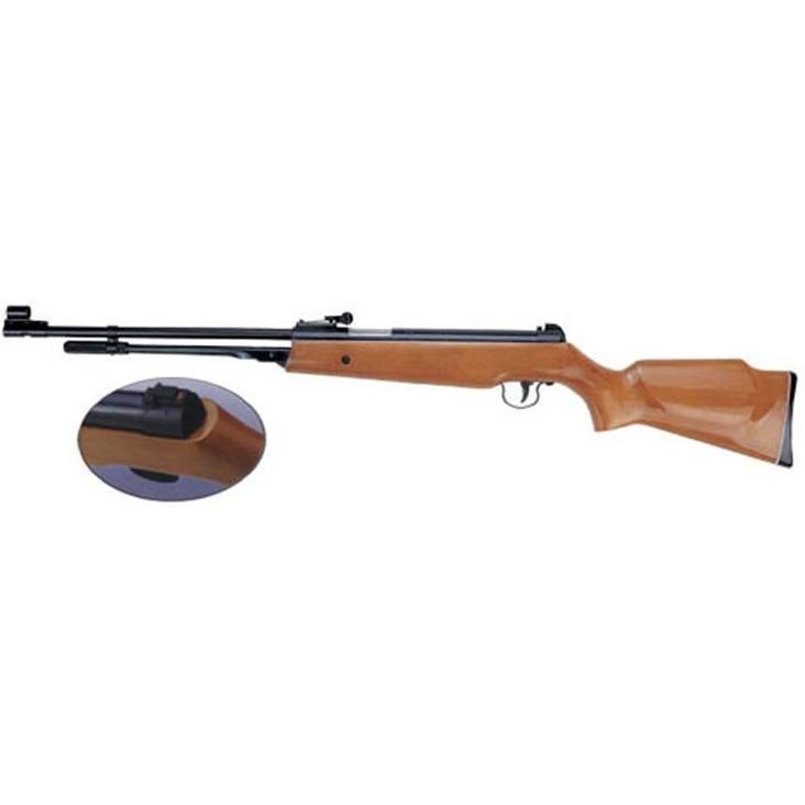 Гвинтівка пневматична Shanghai B3-3, 170м сек 4,5 мм. Приклад дерево.