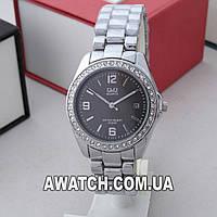Женские кварцевые наручные часы Q&Q B129-1