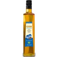 Льняное масло 100 %  500 мл.