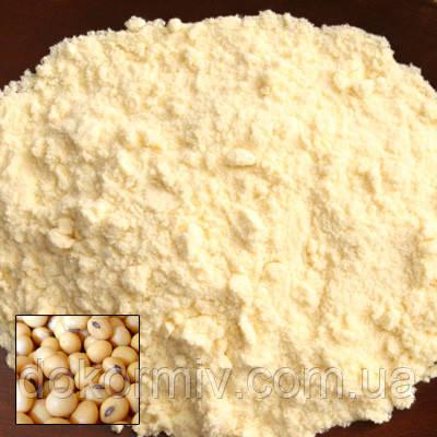 Соевая мука обезжиренная протеин 48-58%, фото 2