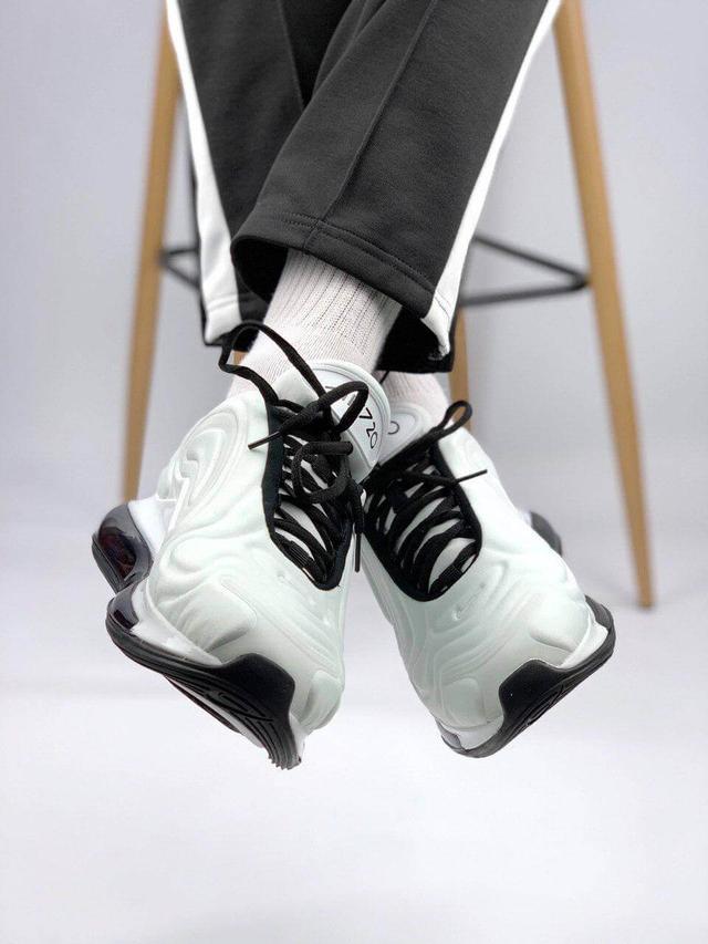 Nike Air Max 720 Triple White фото