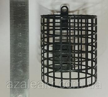 Кормушка  закормочная большая  60х52мм 30г, фото 2