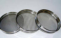 Сито лабораторное металлотканное СЛМ