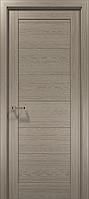 Двери Папа Карло Optima 03 F клен серый 2000х610х40мм
